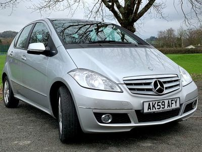 used Mercedes A160 A Class 1.5BlueEFFICIENCY Avantgarde SE 5dr