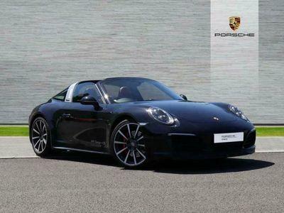used Porsche 911 Targa 4S [991] 2dr PDK