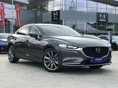 used Mazda 6 2.0 Sport Nav+ 4dr