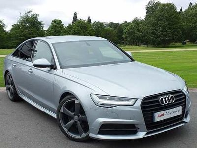 used Audi A6 Black Edition 2.0 TDI ultra 190 PS S tronic