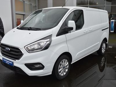 used Ford Custom TRANSIT280 LIMITED P/V L1 H1