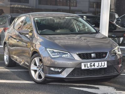 used Seat Leon 1.4 TSI ACT 150 FR 5dr [Technology Pack]