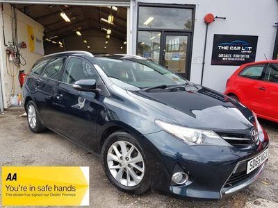 used Toyota Auris 1.4 D-4D Icon Touring Sports (s/s) 5dr