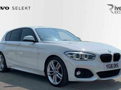 used BMW 118 1 Series 1.5 i M Sport 5-Dr Hatchback 5dr