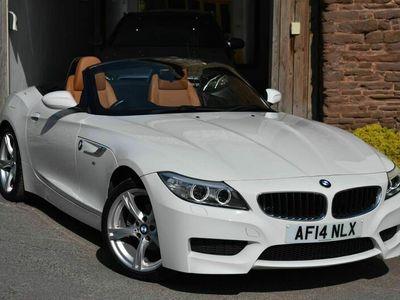 used BMW Z4 2.0 20i M Sport sDrive (s/s) 2dr
