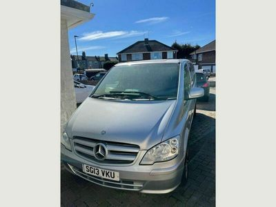 used Mercedes Vito 2.1 113CDI BlueEFFICIENCY Traveliner Extra Long Bus 5dr (EU5, 8 Seats)