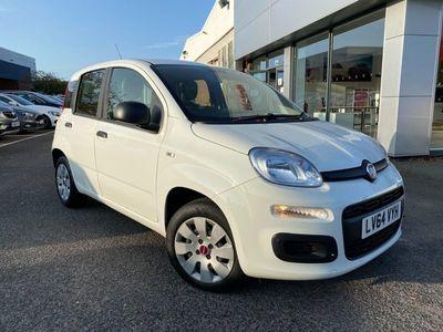 used Fiat Panda 1.2 Pop 5dr Hatchback 2014