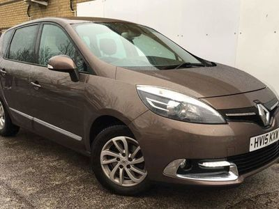 used Renault Scénic 1.5 dCi Dynamique TomTom 5dr EDC