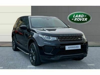 used Land Rover Discovery Sport 2.0 TD4 180 Landmark 5dr Auto