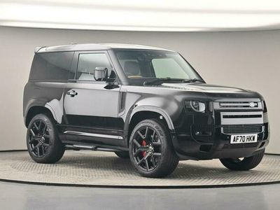 used Land Rover Defender P400 X