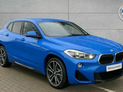 used BMW X2 2.0 20i M Sport DCT sDrive (s/s) 5dr Sun Protection Glass SUV 2020