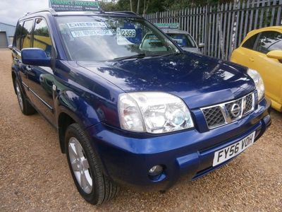 used Nissan X-Trail 2.2 dCi 136 Columbia 5dr