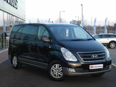 used Hyundai I800 2.5 CRDi SE 5dr (EU5)