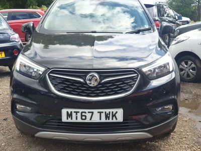 used Vauxhall Mokka X 1.4i Turbo Active Auto 5dr