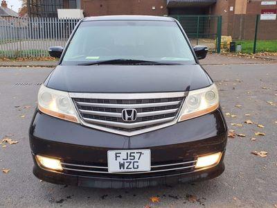 used Honda Elysion -