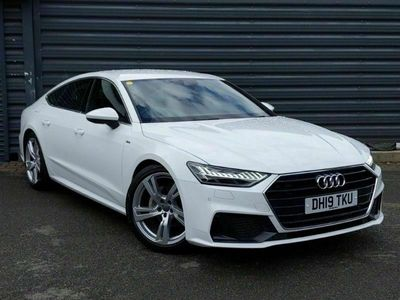 used Audi A7 40 TDI S Line 5dr S Tronic 2.0