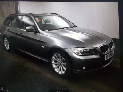 used BMW 318 3 Series 2.0 i SE Touring 5dr