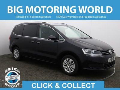 used VW Sharan SE NAV TDI BLUEMOTION TECHNOLOGY for sale | Big Motoring World