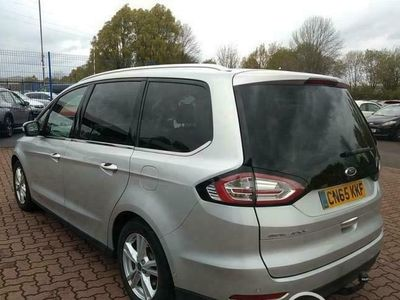 used Ford Galaxy 2.0 TITANIUM TDCI 5d 148 BHP -7 SEATS diesel estate