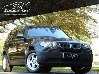 used BMW X3 2.0 D 5d 148 BHP APPLY FOR FINANCE ON OUR WEBSITE