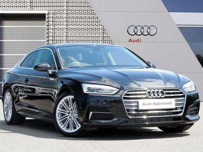 used Audi A5 35 TFSI Sport 2dr S Tronic Coupe 2019