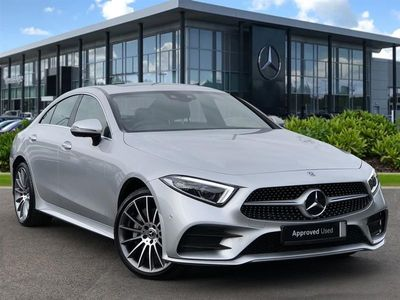 used Mercedes CLS400 CLS DIESEL COUPE4Matic AMG Line Premium + 4dr 9G-Tronic