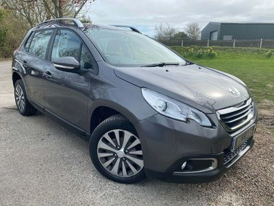 used Peugeot 2008 1.6 e-HDi Active 5dr EGC (Low Miles! DAB! +++)
