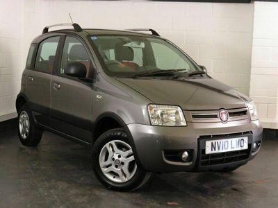 used Fiat Panda 4x4 1.2 5dr