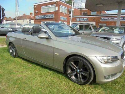 used BMW 325 Cabriolet 3.0 325d SE 2dr