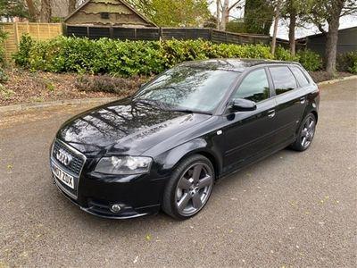 used Audi A3 T FSI S SPORT