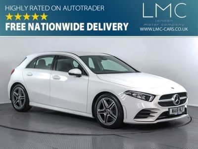 used Mercedes A250 A CLASS 2.0AMG LINE 5d AUTO 222 BHP AWAITING DELIVE