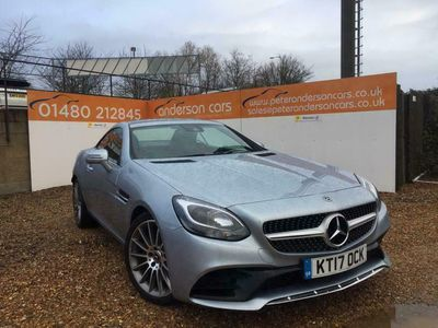used Mercedes SLC300 SLC 2.0AMG Line G-Tronic (s/s) 2dr