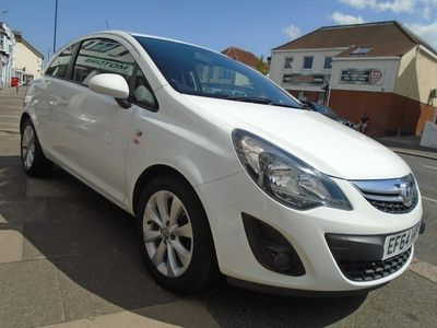 used Vauxhall Corsa 1.4 EXCITE Air con