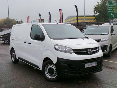 used Vauxhall Vivaro 2700 1.5D 100PS L1 H1 SPORTIVE, 2020 (20)