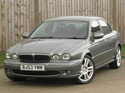 used Jaguar X-type 2.5 V6 Sport (AWD) 4dr