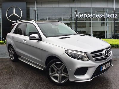 used Mercedes GLE350 4Matic AMG Line Premium 5dr 9G-Tronic Auto