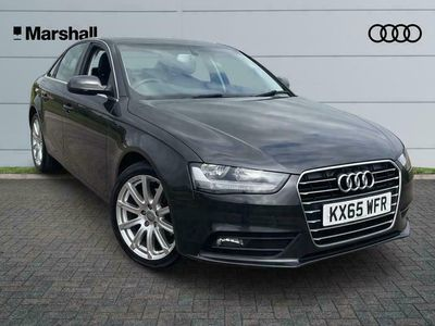 used Audi A4 Saloon SE Technik 2.0 TDI clean diesel 190 PS multitronic
