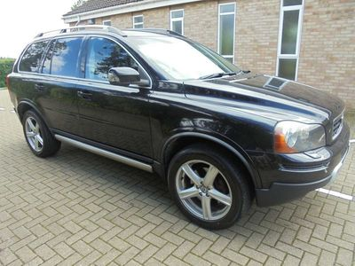 used Volvo XC90 2.4 D5 SE Sport Geartronic AWD 5dr