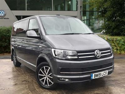 used VW Caravelle 2.0 Tdi Bluemotion Tech 199 Executive 5Dr Dsg