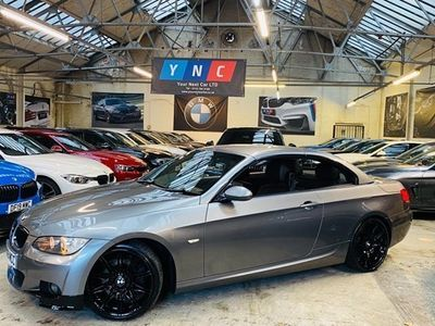 used BMW 330 3-Series Convertible d M Sport (245bhp) 2d