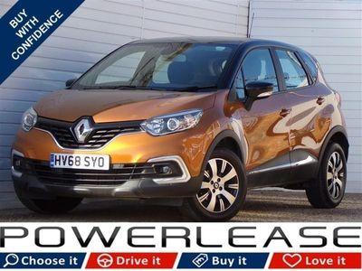 used Renault Captur 0.9 PLAY TCE 5d 89 BHP WARRANTY UNTIL NOV 2021
