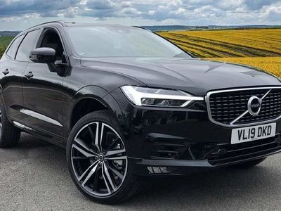 used Volvo XC60 Diesel 2.0 B4 R DESIGN Pro 5dr AWD Geartronic Estate 2019