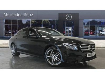 used Mercedes E220 E-Class4Matic AMG Line 4dr 9G-Tronic