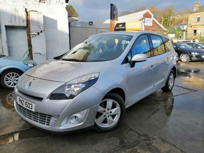 used Renault Grand Scénic 1.9 dCi Dynamique TomTom 5dr