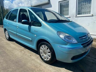 used Citroën Xsara Picasso 2.0 HDi Exclusive 5dr