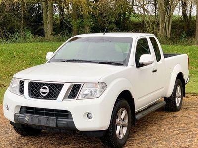 used Nissan King Navara 2.5 dCi AcentaCab Pickup 4dr (EU5)