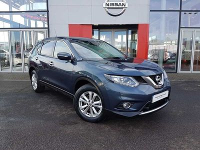 used Nissan X-Trail 2.0 dCi 177 4X4 Acenta 5-Dr Station Wagon 5dr
