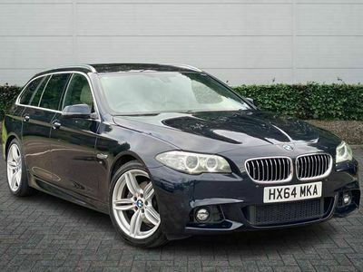 used BMW 520 5 Series d [190] M Sport 5dr Step Auto estate 2014