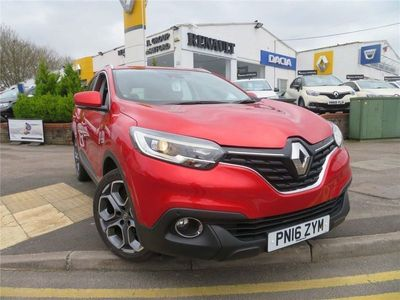 used Renault Kadjar 1.2 TCe Dynamique S Nav SUV 5dr Petrol (s/s) (130 ps), 2016 (16)
