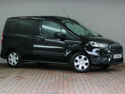 used Ford Tourneo Courier ESTATE 1.0 EcoBoost Zetec 5dr [REAR PRIVACY GLASS]